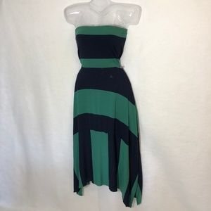Gap Designed & Crafted strapless summer dress